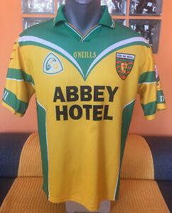 IRELAND DONEGAL Gaelic Football 2002 Home Shirt Maillot Camiseta Trikot HURLING