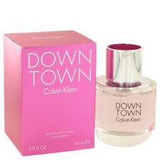 Downtown by Calvin Klein 3 oz 90 ml EDP Spray Perfume for Women New in Box