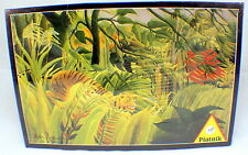 Rare Paitnik Austrian Jigsaw Puzzle new Rousseau Tiger in Tropical Storm 1000 pc