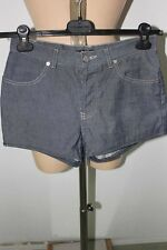SCHOOL RAG TEDDY SMITH SHORT EN JEAN FEMME 36 T36 S