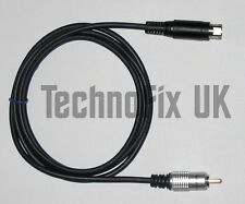 Linear amplifier PTT/switching cable for Yaesu FT-450 FT-950 FTdx1200 (10 pin)