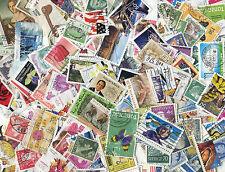 Lote de 99p - 300 KILOWARE mundo Stamps off paper-sin GB