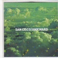 (ED916) San Cisco, Awkward - 2013 DJ CD