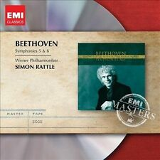 BEETHOVEN: SYMPHONIES NOS. 5 & 6 (NEW CD)