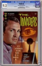CGC (GOLD KEY) INVADERS GOLD KEY # 2 9.2 NM FILE COPY, PHOTO COVER