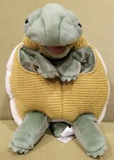 Folkmanis Turtleneck Turtle Hand Puppet Plush w/Movable Mouth & Legs MPN 288