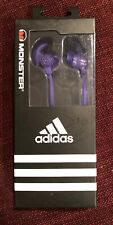 Monster MH ADS-P EBUD PU WW Adidas Sport Response by Monster Earbuds - -#1786