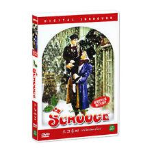 Scrooge / A Christmas Carol (1951) Alastair Sim, Jack Warner DVD *NEW
