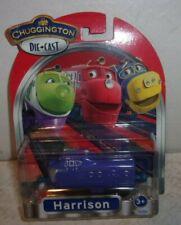 Chuggington Die-Cast - Harrison - New in Package