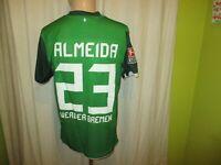 "Werder Bremen Nike Heim Trikot 2010/11 ""TARGOBANK"" + Nr.23 Almeida Gr.M TOP"