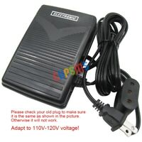 110V FOOT CONTROLLER ELECTRONIC FOR SINGER 15 66 99 201 221 301 SEWING MACHINE