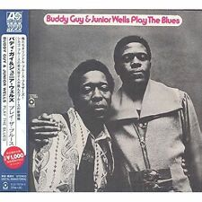 BUDDY GUY & JUNIOR WELLS Play The Blues CD BRAND NEW Japanese Edition w/ Obi