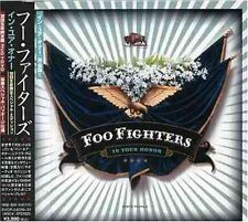 Foo Fighters-in your honor (2cd/1dvd) JAPAN-IMPORT NUOVO/SEALED!!!