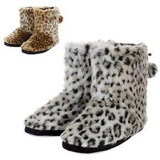 Bedroom Athletics Faux Fur Slipper Boots