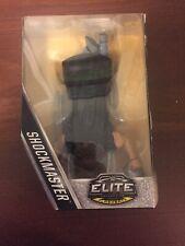 Wwe Mattel Elite SDCC Shockmaster Wcw Figure Mib