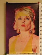 Debbie Harry/Blondie-ORIGINAL 1979 Pace 37.5x24.5  Poster-NOS!