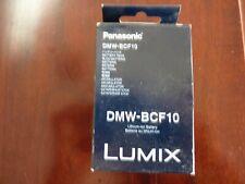 Panasonic Original Genuine Battery DMW-BCG10 OR BCF10