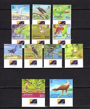 Solomon Islands 2001 Birds MNH (With Coupon) --(cv 45)