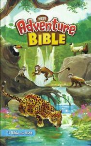NEW Revised Standard Version NRSV Adventure Bible for Kids Hardcover Children