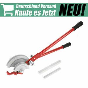 Profi Rundbiegemaschine 15/22mm Rohrbiegezange Rohrbiegemaschine Biegegerät NEU_