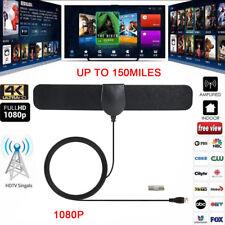 150 Mile Range Antenna TV Digital HD Skywire 4K Antena Digital Indoor HDTV 1080p
