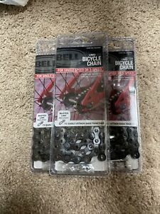 """NEW Bell Sports Uni-Chain Bicycle Chain Single or 3-Speed 1/2"""" X 1/8"""""""