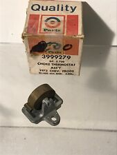 NOS 1972 chevrolet Choke Thermostat Assembly 402 & 454 4 bbl 3999279 by QP