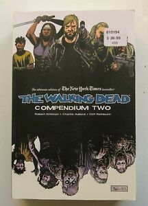 The Walking Dead Compendium 2 **S&D** Image Graphic Novel Comic Book