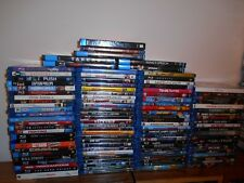 Lot of [100] Blu-ray movies: [21] New & 80* Used; Action; Adventure,Comedy READ*