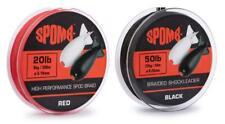 Spomb Braid & Braided Leader / Carp Fishing Spodding Line