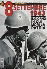 L- I LIBRI DI WAR SET N.19 8 SETTEMBRE 1943 - LEMBO- DELTA --- 2013 - B - ZDS717