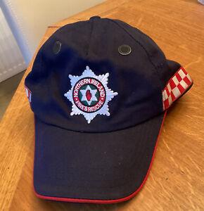An old  original,Northern Ireland  Fire Brigade.Baseball Cap