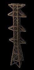 HO Scale - Bulk Pack - 4 x Laser Cut Power Lines - SM1034BULK