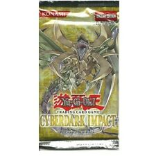 Yu-Gi-Oh Cyberdark Impact 1st Edition First Ed Booster Pack! Out of Print/Rare!