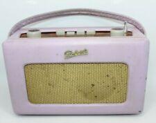 ROBERTS REVIVAL R250 - FM/MW/LW PORTABLE RADIO LILAC PINK
