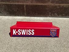 K-Swiss 1990s Rare VINTAGE Shoe Shelf Shelves Display for Slat Walls | Brand New