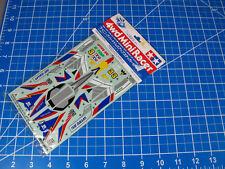 New Tamiya 1/32 decals 4wd Mini Racer #15075 Winning Bird Dress-up sticker set