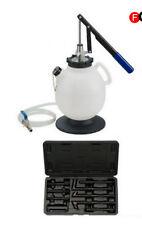 Getriebeöl Befüllgerät Öleinfüllgerät  Handpumpe 7,5 L + 8 Adapter Ölwechsel