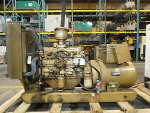 40kW Hercules/Kohler Standby Diesel Generator