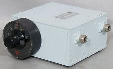 Telonic Berkley TTF190-5-3EE Manually Tuned Bandpass Filter TTF 190 125-250 MHz