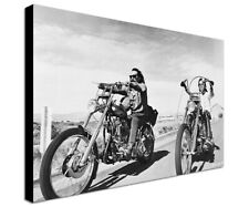 easy rider - Quadro Stampa su tela canvas wall art framed print