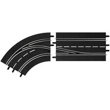 Carrera Digital 124 / 132 Lane Change Curve Left, In to Out slot car track 30362