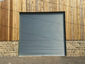 ROLLER SHUTTER HIGH SECURITY ELECTRIC