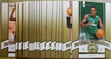 2006-07 Hot Prospects Notable Newcomers Insert Set - 20 Cards Basketball