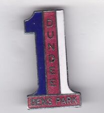Dundee No.1 - lapel badge brooch fitting