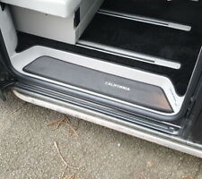 VW T5 T6 California Step Mats - 3 Piece Set - Grey