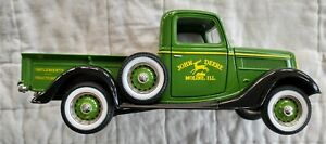 SpecCast Limited Edition John Deere Truck Replica 1937 Ford 1:25 Scale, used