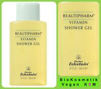 Vitamin Shower Gel von Dr.Eckstein BioKosmetik Mit etherischem Öl aus der Orange