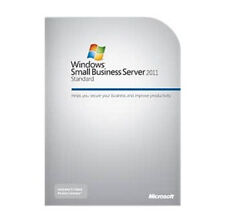 Microsoft Windows Small Business Server 2011 Standard Dell ROK SBS 5 Cals 3vc2n