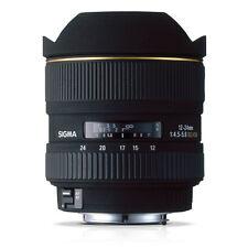 Sigma EX 12-24 mm f/4.5-5.6 DG HSM EX AF pour Canon